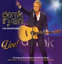 The Entertainer Live 5025563143365 by Derek Ryan CD
