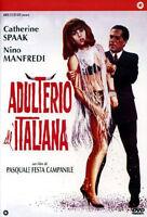 Adulterio all'Italiana Con Nino Manfredi - Nuovo Sigillato