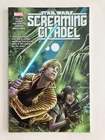 Star Wars: Screaming Citadel - Marvel Comics Graphic Novel Trade Paperback NEW!