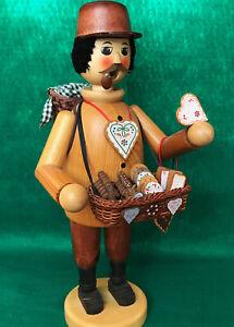 "German Nurnberg Gingerbread Peddler  17"" Tall - Free Shipping"