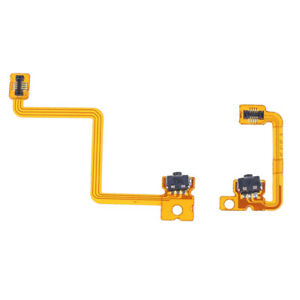 For Nintendo 3DS repair left right switch L/R shoulder button with flex cable*