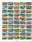 2002 34 cent Greetings from America full Sheet of 50 Scott #3561-3610, Mint NH