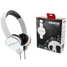 *NEW* Retro Stereo Headphones w/ Clear, Pitch-Perfect Audio - FREE SHIPPING!