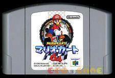 MARIO KART 64 Nintendo 64 N64 Versione Giapponese ••••• SOLO CARTUCCIA