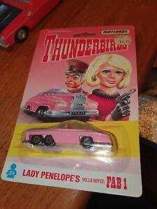 Matchbox Thunderbirds Lady Penrlopes Fab 1