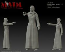 Kanisha - Arabic Woman / 1:35 scale resin model kit