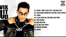 DJ VIX - VIX IT UP  - BHANGRA CD - FREE POST
