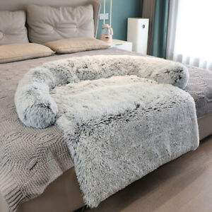 Pet Dog Mat Sofa Bed Thickened Soft Pad Blanket Cushion Home Washable Rug Warm