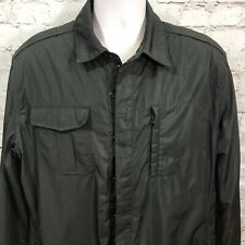 Victorinox Highlander Men's Field Jacket Lined Army Green Size Large - $285+