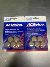 Gm Radiator Acdelco Cooling System Tabs Qty (2) packs 10-108 12378255 Oem