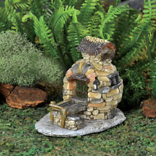 Miniature Dollhouse Fairy Garden - Micro Mini Rock Top Troll House - Accessories
