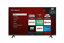 TCL 43S425 43 Inches Ultra HD Smart LED TV - Black