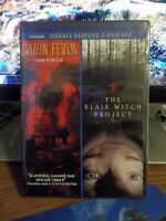 """Double Feature 2 DVD Set Cabin Fever / The Blair Witch Project """"BRAND NEW""""!!!"""