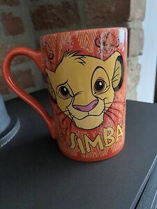 Disney Simba Lion King  Mug New Boxed