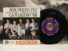"I NEW DADA - BATTI I PUGNI / NON DIRNE .. SICK AND TIRED 45 GIRI 7"" ITALIAN BEAT"