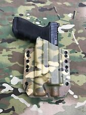 Multicam Kydex Holster for Glock 17 22 Threaded Barrel Surefire X300 V Vampire