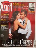 """PARIS MATCH HORS SÉRIE - COLLECTION """"A LA UNE"""" 17H - COUPLES DE LÉGENDE"""