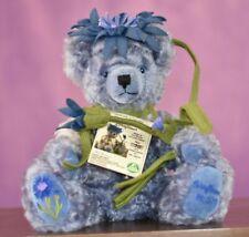 Hermann Cornflower Teddy Bear Limited Edition Tagged