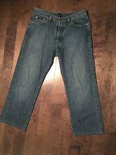 Hugo Boss Jeans Men's W36 L28 Blue. C13