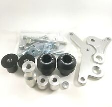 RD Moto No Cut Frame Sliders for GT650/GT650R