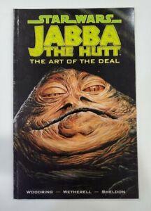 Jabba The Hut - ART OF THE DEAL - Star Wars - Graphic Novel TPB - Dark Horse