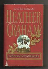 2001 A Season of Miracles Heather Graham Paperback Book Romance