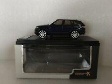 IXO PREMIUM X PRD359 Range Rover Sport 2014 Metallic Blue 1/43
