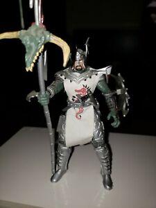 Dragon Blade Total Chaos Spawn action figure Todd McFarlane's 1996