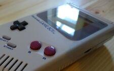 Gameboy Replacement GLASS screen lens in ORIGINAL GREY
