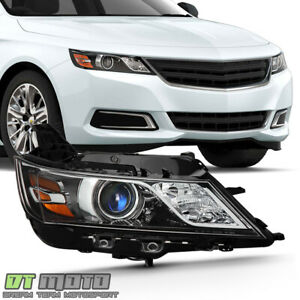 2014-2019 Chevy Impala Factory Style Halogen Headlight Headlamp Passenger Side
