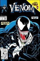 TRUE BELIEVERS VENOM LETHAL PROTECTOR #1 AWESOME COVER!!!
