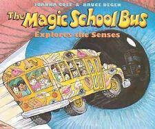 The Magic School Bus Explores the Senses Joanna Cole Paperback