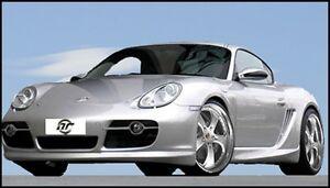 Porsche Cayman 987 2005-2008 Front Spoiler