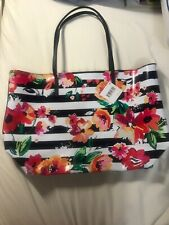 Floral Tote Bag from Macy's Brand New
