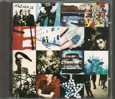 CD ALBUM 12 TITRES--U2--ACHTUNG BABY--1991 (FRENCH PRESS)
