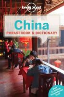 Lonely Planet China Phrasebook & Dictionary, Paperback by Lonely Planet Publi...