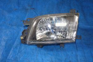 JDM Subaru Forester STi SF5 Left Side LH Driver Headlight Head Lamps 1998-2002