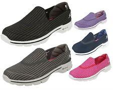 Ladies Black/White Navy/White I Go Go Technology Go Walk 3 Skechers 13980