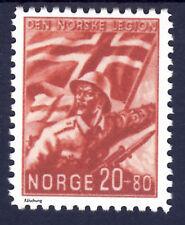 Norske Legion Michel 236 (*) Fälschung REPLICA