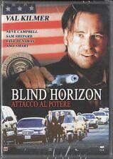 Blind Horizon. Attacco al potere (2004) DVD