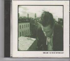 (FX392) Kirk Lake, So You Got Anything Else? - 1995 CD
