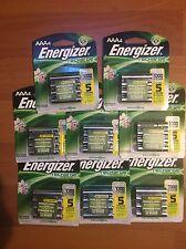 32Energizer AAA  Recharge Batteries