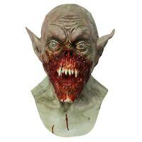 Kurten Vampire Demon Bloody Face Latex Mask Scary Halloween Costume Party Props