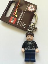*BRAND NEW* LEGO Indiana Jones MUTT WILLIAMS 852716 Key Chain