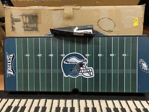 NFL Philadelphia Eagles Tailgate All In One Picnic Table With Chairs WS