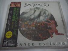 SEALED NEW SAGRADO CORACAO DA TERRA-Grande Espirito JAPAN 1st.Press w/OBI Yes