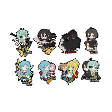 Sword Art Online II Toys Works Niitengomu Trading Strap (1 Blind Box)