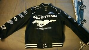 mustang 50th anniversary Jacket