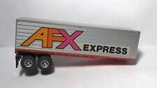 Vintage Aurora Afx H.O. Trucking Afx Express Trailer
