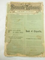 Seaside Library Vol  LXXXII No.1653 A Sea Queen By W.Clark Russell May 31, 1883